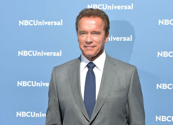 10 things you never knew about Arnold Schwarzenegger