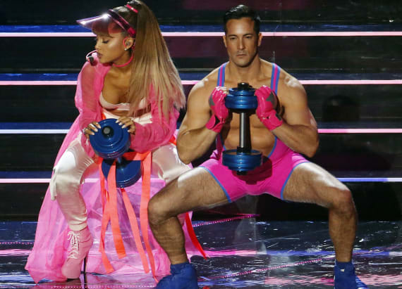 Ariana Grande's new song has a raunchy meaning