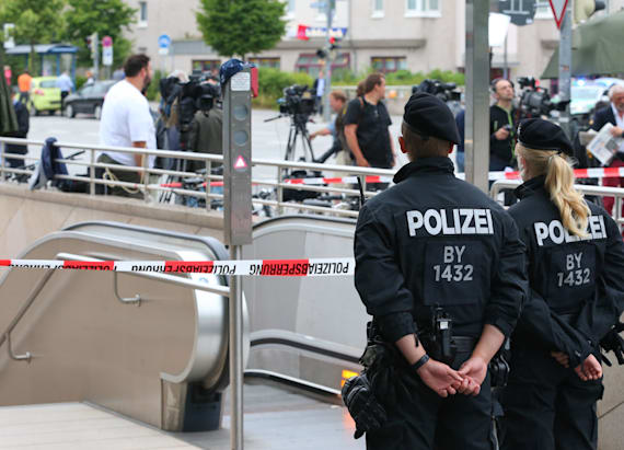 Munich police chief releases information on shooter
