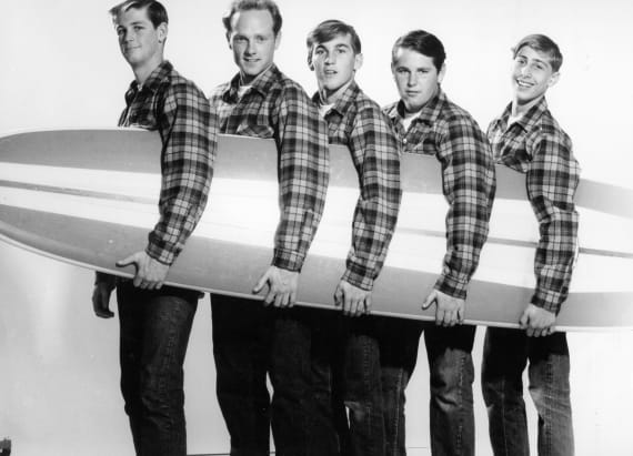 Beach Boys' earliest recordings come to light