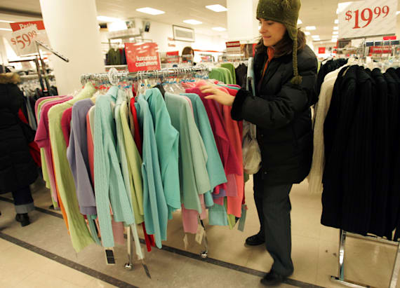 Department store thriving amid retail struggle