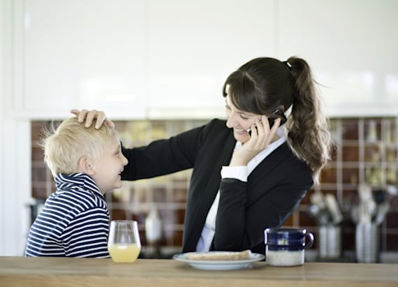 5 things smart parents give up for work-life balance