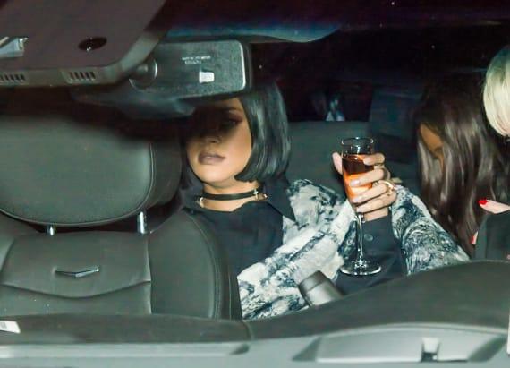 Rihanna's bizarre restaurant habit raises eyebrows