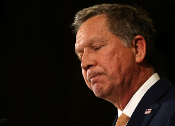 Kasich on endorsing Trump: 'It's painful'