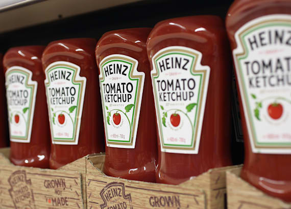 Heinz divulges trick to get last bit of ketchup out