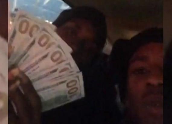 Robbers get arrested after bragging