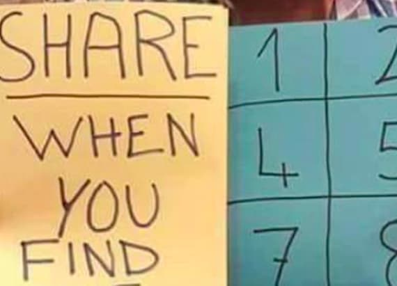 Sneaky math puzzle will make you feel like a fool