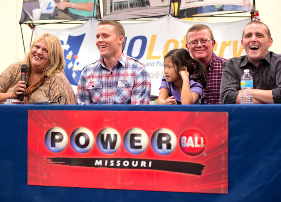 Powerball winners donate jackpot to help small town