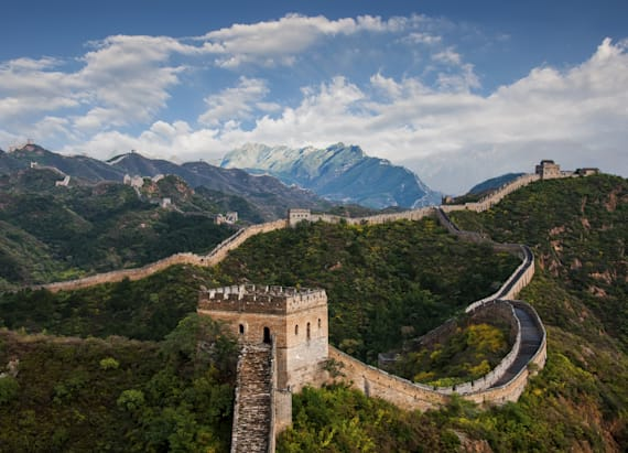 China's Great Wall is disappearing in shocking way