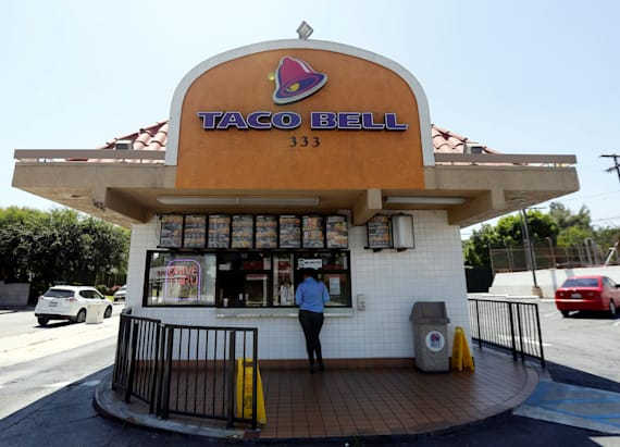Taco Bell unleashes new weapon in the fast-food wars
