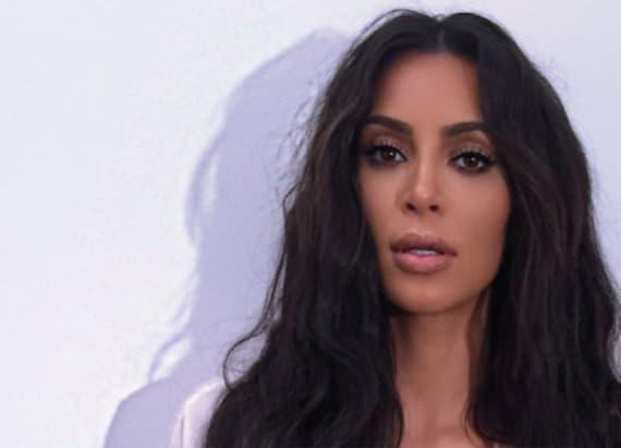 Kim Kardashian debuts drastic new look