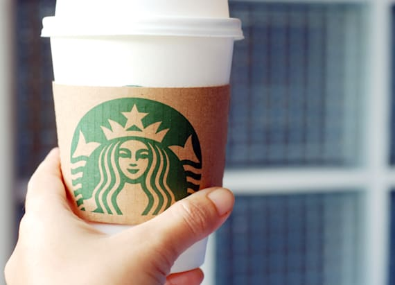 Healthiest foods at Starbucks, by the calories