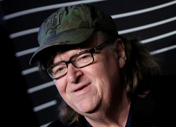 Michael Moore makes stunning election prediction
