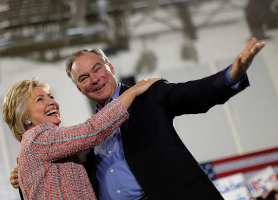 5 things you need to know about Tim Kaine