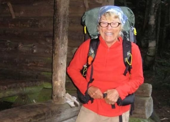 Lost hiker left heartbreaking final note