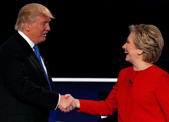 How Trump Is beating Clinton on Facebook