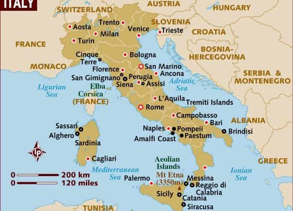 Magnitude 6.4 quake hits Italy near Perugia - USGS