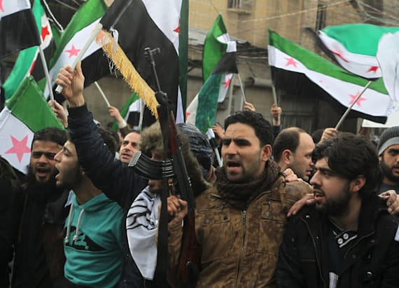 CIA weapons for Syrian rebels sold to black market