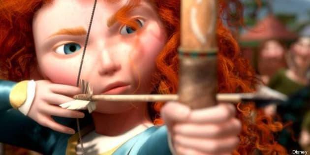Disney le relooking de m rida h ro ne du dessin anim rebelle fait pol mique - Dessin de rebelle ...