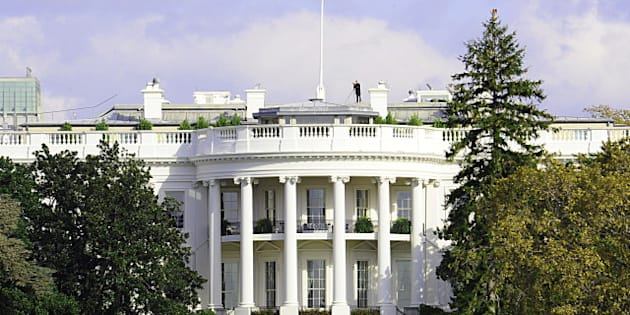 La maison blanche victime d 39 un piratage finalement sans for Attaque sur la maison blanche