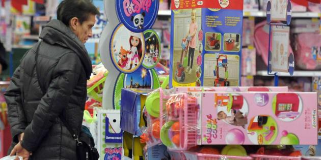 Idee Deco cadeau noel grand parents : Noel: un tiers des cadeaux sont achetés par les grands-parents