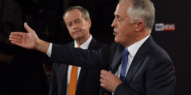 Australia's opposition party concedes defeat in federal election