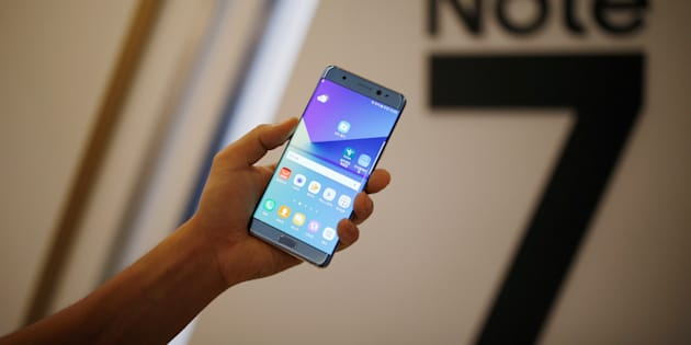 Samsung To Refund, Replace Every Galaxy Note 7 In Australia