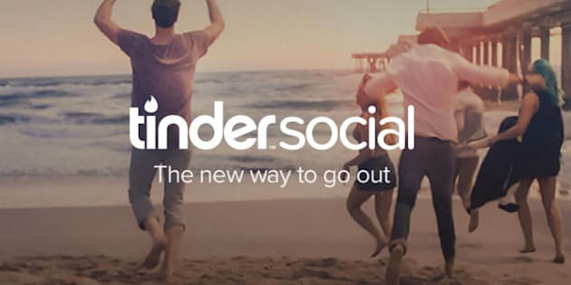 Tinder Social matches groups with other groups for hanging out at night