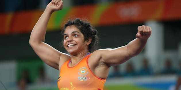 The Inspiring Story Of Sakshi Malik, The Olympic Winner From Rohtak, Where Wrestling Was 'Not For Girls'