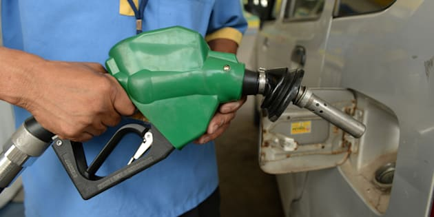 Petrol price hiked by Rs. 0.14 /litre, diesel by Rs. 0.10 /litre
