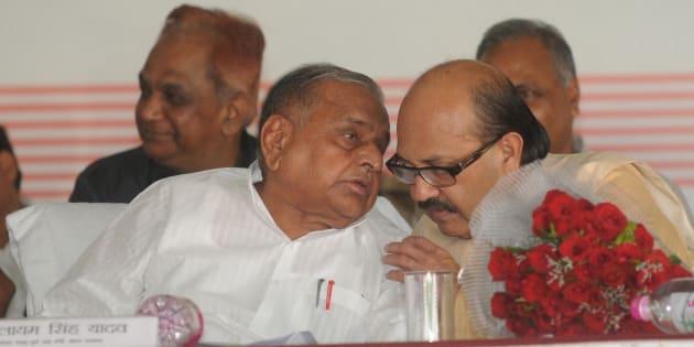 Mulayam appoints Amar Singh SP general secretary
