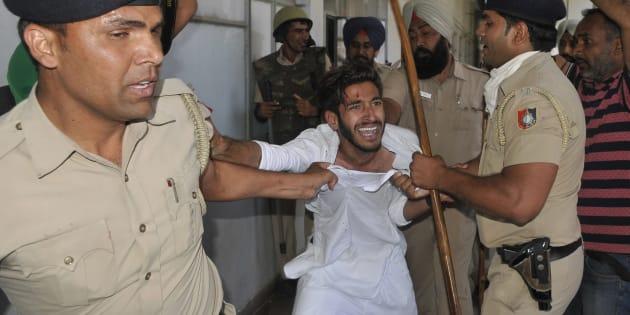 Image result for punjab university police attack