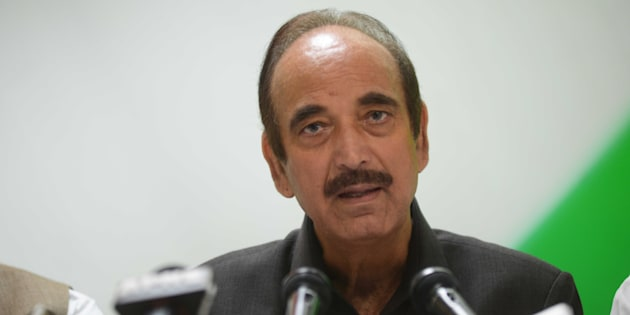Azad's Uri remarks creates uproar in RS