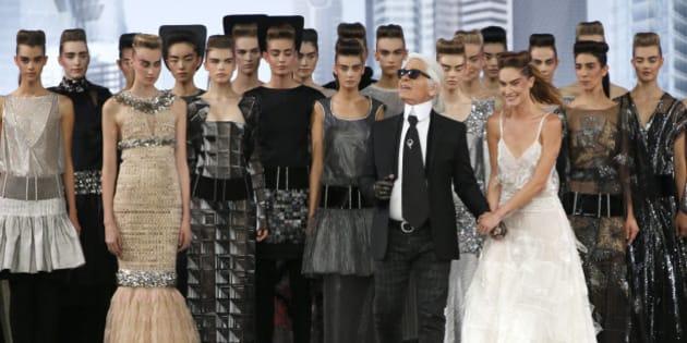 Fashion week de paris quoi sert la haute couture for Couture a quoi sert une surjeteuse