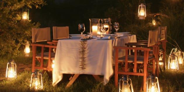 13 ideas para triunfar con la iluminaci n de tu terraza o - Iluminacion sin electricidad ...