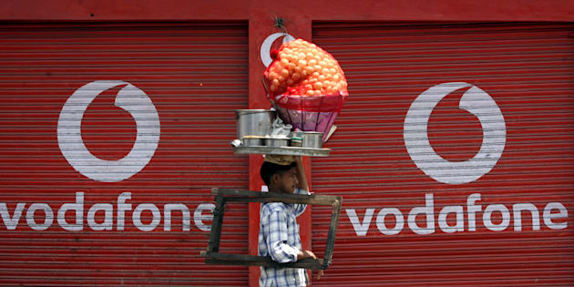 Only 4G, low tariffs not  enough, says Vodafone - Times of India