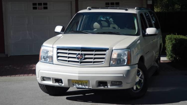 Cadillac Escalade driven by Tony Soprano for sale