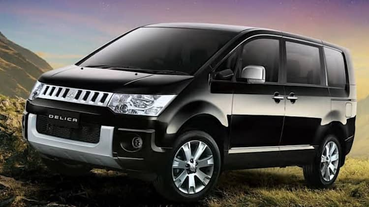 Nissan should kill the Quest and bring the Mitsubishi Delica D:5 to America