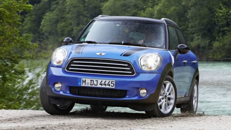 Mini getting serious with next Countryman SUV