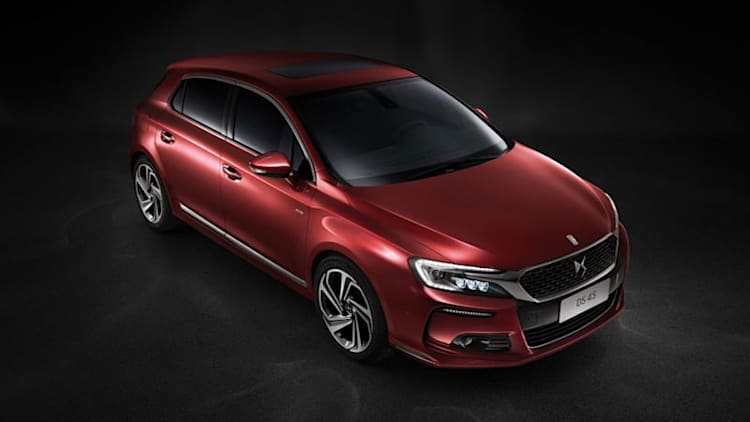 Citroen reveals DS 4S premium hatchback in China