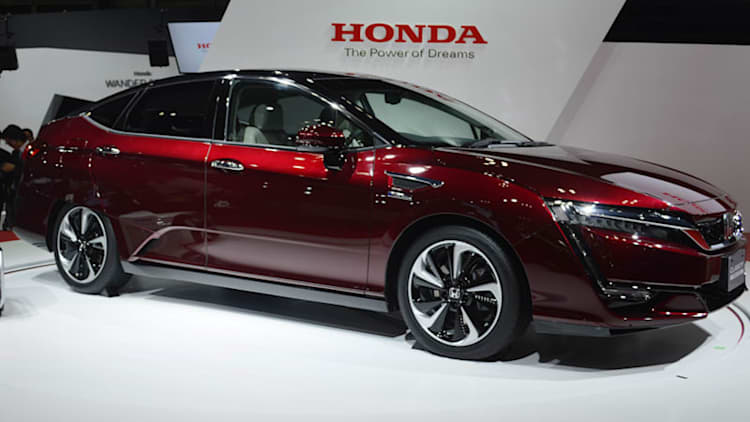Honda: 2/3rds of our vehicles will be plug-in or hydrogen by 2030