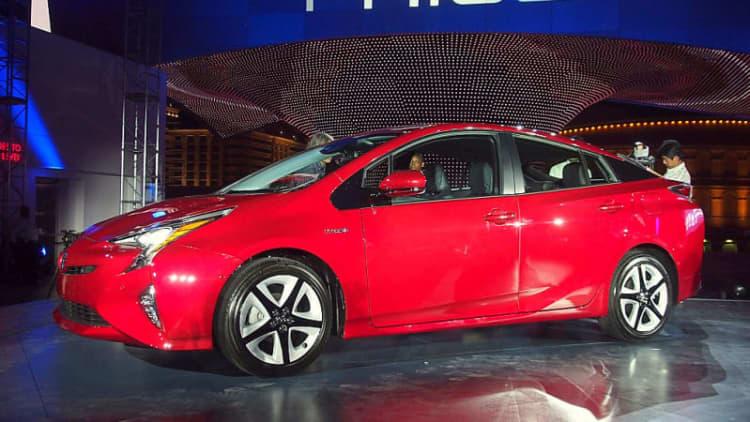 Will next Toyota Prius get e-AWD? [UPDATE]
