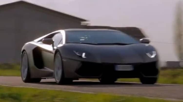 The List #0691: Drive a Lamborghini