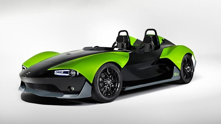 A tiny British sports car company you probably forgot about is now bankrupt