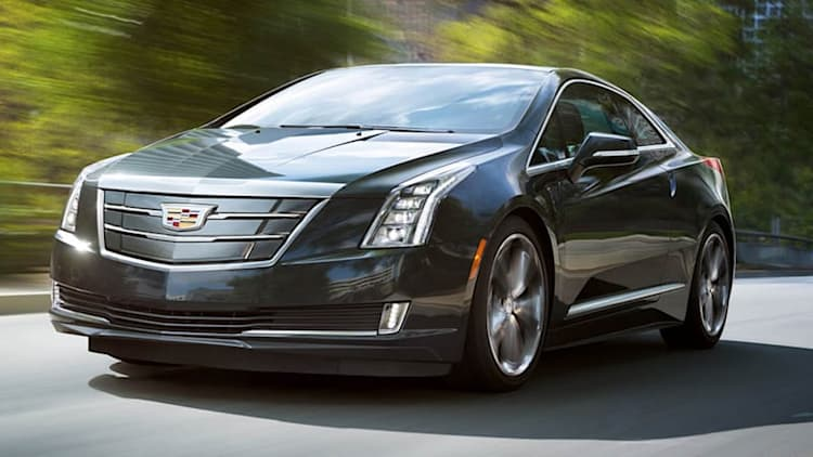 2016 Cadillac ELR gets more power, $9,000 price drop