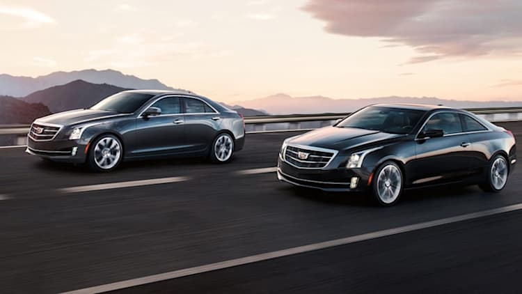 2015 Cadillac ATS, CTS recalled over brake issue