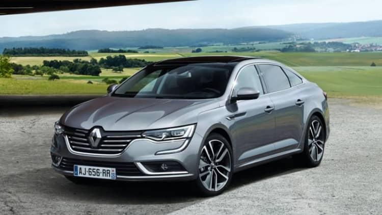 Renault's new Talisman smacks of Maxima