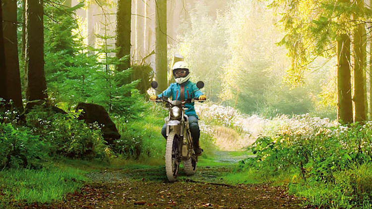 Yamaha electric motorcycles hit the trail and track