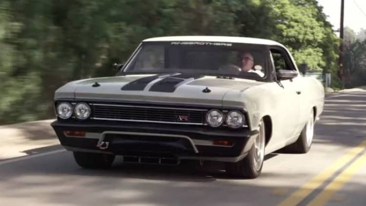 Hagerty kicks back with Ringbrothers for a look at the Recoil