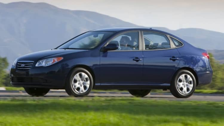 Hyundai recalls 205,000 Elantras for possible power steering failure [UPDATE]